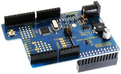 Attach your #Arduino to your #RaspberryPi with the *PiLeven* by @freetronics
