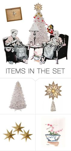 """Christmas day"" by lianafourmouzi ❤ liked on Polyvore featuring art"