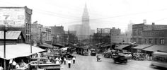 The Encyclopedia of Cleveland History website has lots of great images of Cleveland