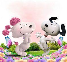 ♥ Snoopy & Friends ♥