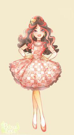 Lizzie H. - Marble Gala Dream by PrinceIvy-FreshP