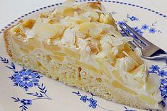 Gefüllter Pudding - Apfelkuchen (Rezept mit Bild) | Chefkoch.de