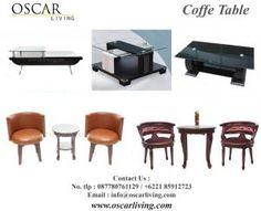 Jual Coffe Table Minimalis | Jangan Konsumsi Makanan Berlemak bersamaan dengan Kopi !