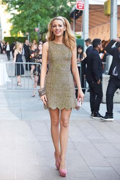 Blake Lively arrives at the 2014 CFDA Fashion Awards on June 2, 2014, in New York City.   - Cosmopolitan.com