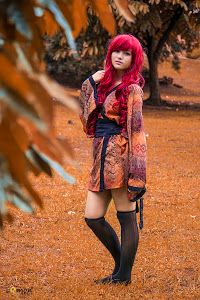 Red Hair by Ardi Aviyatna -  Click on the image to enlarge.