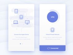 Connect the Apple Device This is the fastest way to preview screen shot on Apple Devices.  Virtual Private Network It bring a high vpn speed and encrypted VPN connection to you iphone.  Thanks @Dea...