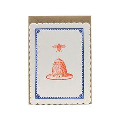 Austin Press in San Francisco has the most beautiful cards made with a vintage letterpress!!