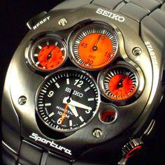 Seiko Kinetic Sportura SLQ019 Limited Edition