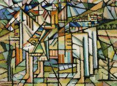 Cavaleiros (1913) Amadeo Souza Cardoso Pablo Picasso, Modernisme, Gustav Klimt, Art And Architecture, Portuguese, Graffiti, Sculpture, Painting, Image