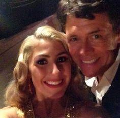 Emma Slater & Michael Waltrip