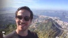 Colin O'Donoghue in Brazil