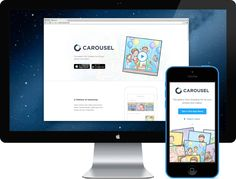 An inside look at the Carousel website —  Building the Carousel website with Dropbox is a case study that discusses Dropbox's new project, Carousel, and the process that went into the design and development of the app website. It's a great look at a large-scale project by a team that really believed in the product they were creating.