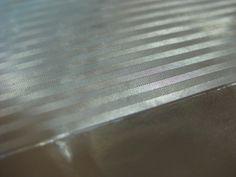 Micro Texture on self adhesive Metallic Paper.