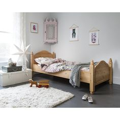 Olivia Single Kids Bed Mini Me Furniture