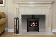 Gas effect woodburning stove. If you want a woodburner look no further-Suppliers and installers of stoves for 25 years. Hetas registered, showroom, friendly knowledgeable staff and stoves at great prices. Gas Fire Stove, Stove Oven, Gas Fires, Hunter Stoves, Rain Cap, Fireplace Mantels, Galvanized Steel, Verona, Home Appliances