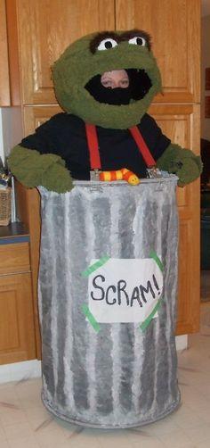 Last year's costume
