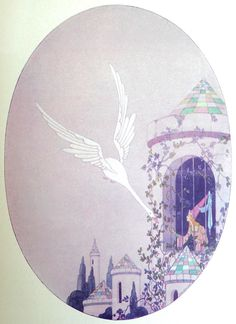 The Wild Swans -- Ben Kutcher -- Fairytale Illustration