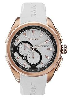 456634c7d20 GANT Mod. MILFORD Gents Watch Serial 326207 Gents Watches, Watches For Men,  Chronograph