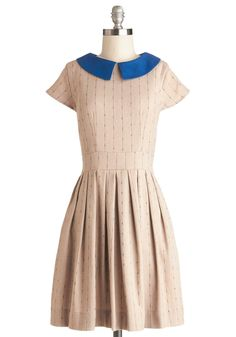 Taking the Train Dress, #ModCloth