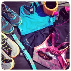 Karena's Favorite Triathlon Race Day & Training Gear!