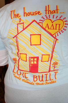 The house that love built.