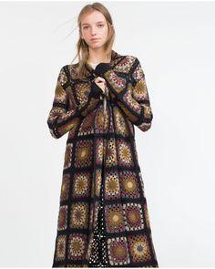 Crochet Crotchet Dress, Pull Crochet, Crochet Coat, Crochet Jacket, Crochet Cardigan, Crochet Simple, Modern Crochet, Boho, Clothes Crafts