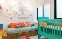 Vicente tinha mais de 2 anos e já era dono do seu próprio quarto, no confortável apartamento de 140m2 no Humaitá, quando os pais, os jornalistas esportivos