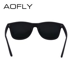 AOFLY Fashion Sunglasses Men Polarized Sunglasses Men Driving Mirrors Coating Points Black Frame Eyewear Male Sun Glasses UV400 Just look, that`s outstanding! #shop #beauty #Woman's fashion #Products #Classes