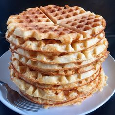 The Cooking of Joy: Marion Cunningham's Yeast-Raised Waffles