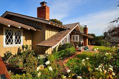 Storybook Ranch House by Chimay Bleue, via Flickr