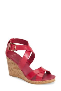 Jillian Wedge Sandal  by Cole Haan on @nordstrom_rack