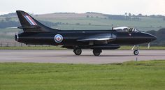 BLACK ARROWS Hawker Hunter Aerobatic Team