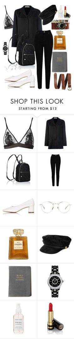 """""""Untitled #557"""" by veronice-lopez ❤ liked on Polyvore featuring Fleur of England, Givenchy, STELLA McCARTNEY, EAST, Topshop, Linda Farrow, Chanel, Leica, Christian Dior and Gucci"""