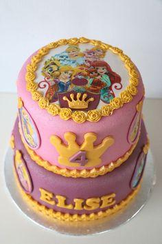 Palace Pets Cake