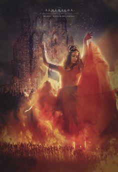 Cosplay di Esmeralda, Foto manipolazione di @RoseNobleC  #cosplay #esmeralda #hellfire #dancelaesmeralda #gypsy #hunchbackofnotredame #disney