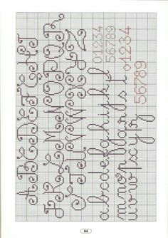 Embroidery Letters Patterns Numbers 69 Ideas For 2019 Cross Stitch Numbers, Cross Stitch Letters, Cross Stitch Boards, Cross Stitch Needles, Cross Stitch Samplers, Cross Stitching, Cross Stitch Embroidery, Cross Stitch Alphabet Patterns, Embroidery Alphabet