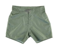690cce6cc4 A legend for more than 50 years, Birdwell Beach Britches are available in a  variety of styles, sizes and colors; these Men's Board Shorts 310 are in  Olive.