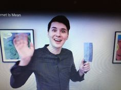 My favourite pic of dan on the internet
