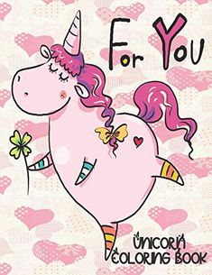 For You - Unicorn Coloring Book: Gorgeous Gift for Unicorn Loving Girls Unicorn Books, Unicorn Gifts, Annie Mac, Book Girl, Fine Motor Skills, Movies And Tv Shows, Gifts For Kids, Coloring Books, Beautiful Pictures