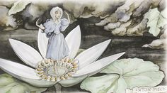 Indian Water Lilies - Tales of the Efteling by Martine Bijl and Anton Pieck