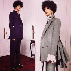 The Ellery Pre AW16 Collection has arrived at Dover Street Market London. Second Floor. @elleryland.  For Mimi Electra and Marissa