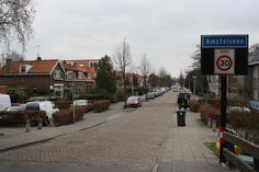 Oude Karselaan Amstelveen mijn geboortestraat!