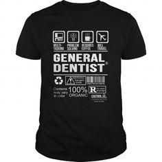 GENERAL-DENTIST #hoodie #fashion. SAVE  => https://www.sunfrog.com/LifeStyle/GENERAL-DENTIST-124713761-Black-Guys.html?60505