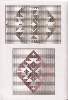 TELAR MAPUCHE.pdf Weaving Patterns, Mosaic Patterns, Embroidery Stitches, Hand Embroidery, Tapestry Crochet, Bargello, Yarn Projects, Patch, Cross Stitch Patterns