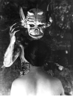 """""""Häxan"""" (Danish title: Heksen; English title: The Witches or Witchcraft Through The Ages), directed by Benjamin Christensen, 1922"""