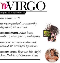 #Virgo: What do the stars have in store for your sign? | #DressHoroscope…