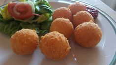 Frittierte Käsekugeln (Rezept mit Bild) von Nudili   Chefkoch.de