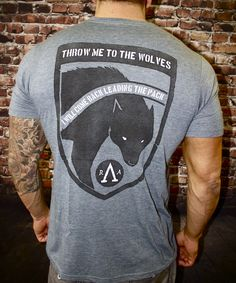 ROGUE AMERICAN - WOLF PACK, $29.99 (http://www.rogueamericanapparel.com/wolf-pack/)