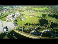 Austria Kreischberg Quadcopter Flying