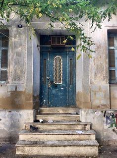 The doors of Athens Athens, Different Colors, Colours, Urban, Instagram, Design, Home Decor, Decoration Home, Room Decor